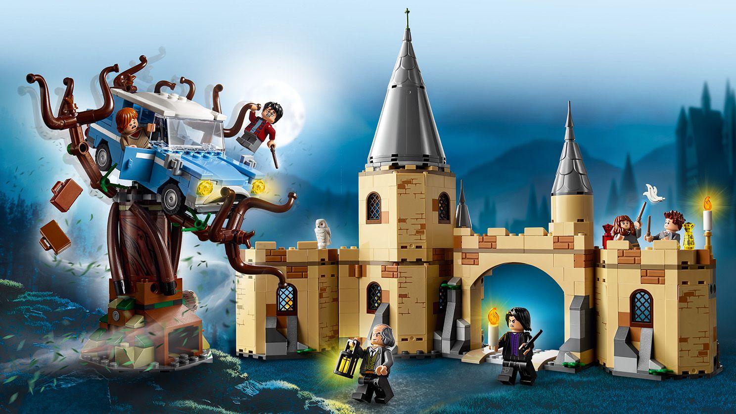 LEGO Harry Potter - Wierzba bijąca