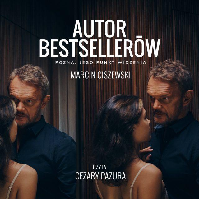 Autor bestsellerów - okładka