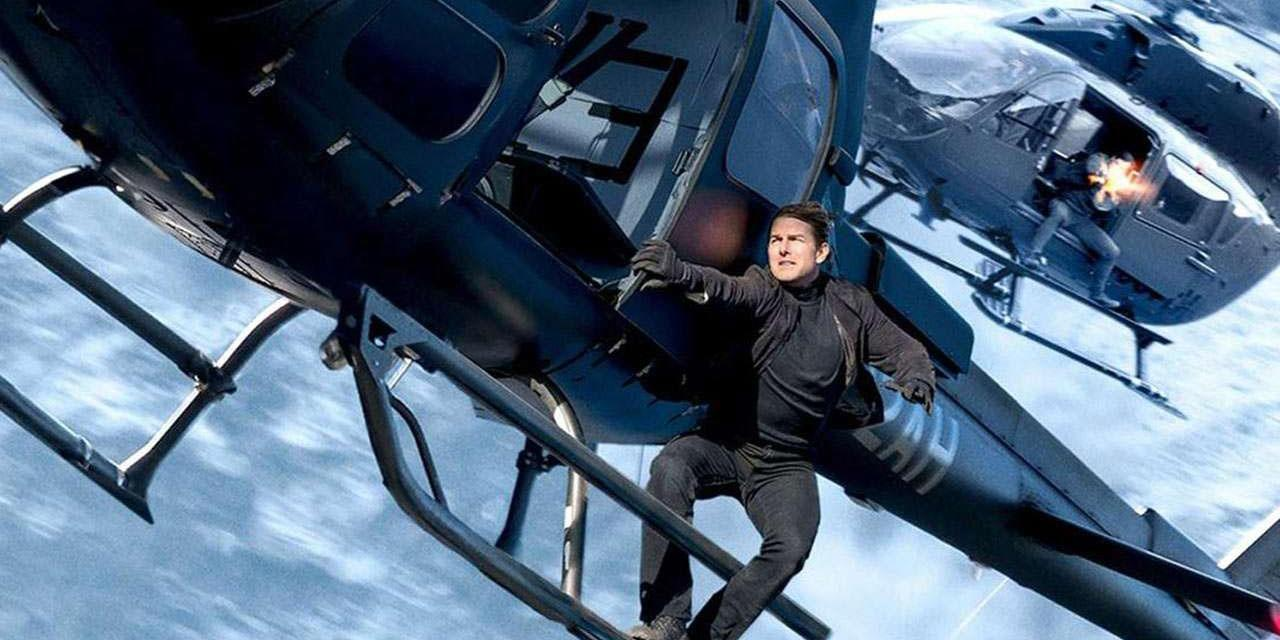 5. Mission: Impossible - Fallout - 670 mln dolarów