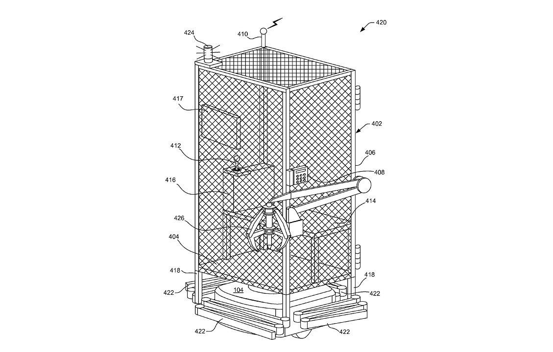 Amazon chciał zamknąć pracowników w klatkach chroniących przed robotami