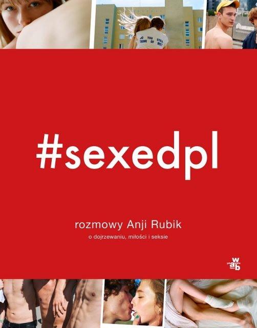 #sexedpl - okładka książki