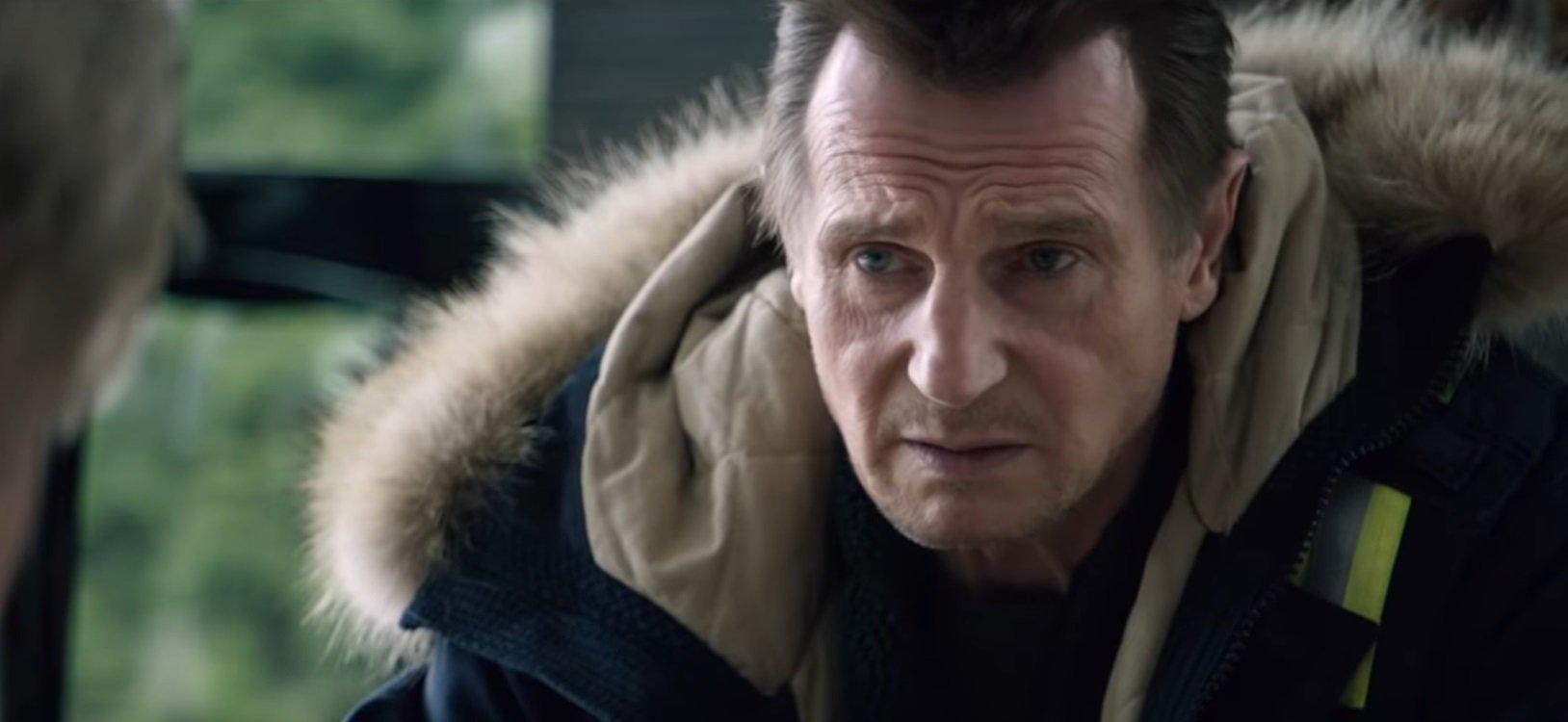 Remake filmu Obywatel roku. Zobacz zwiastun Cold Pursuit
