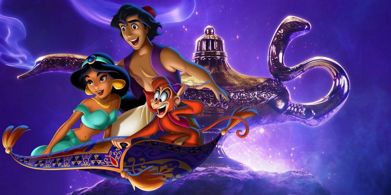 Aladyn – scenarzysta oryginalnej animacji ma pretensje do Disneya