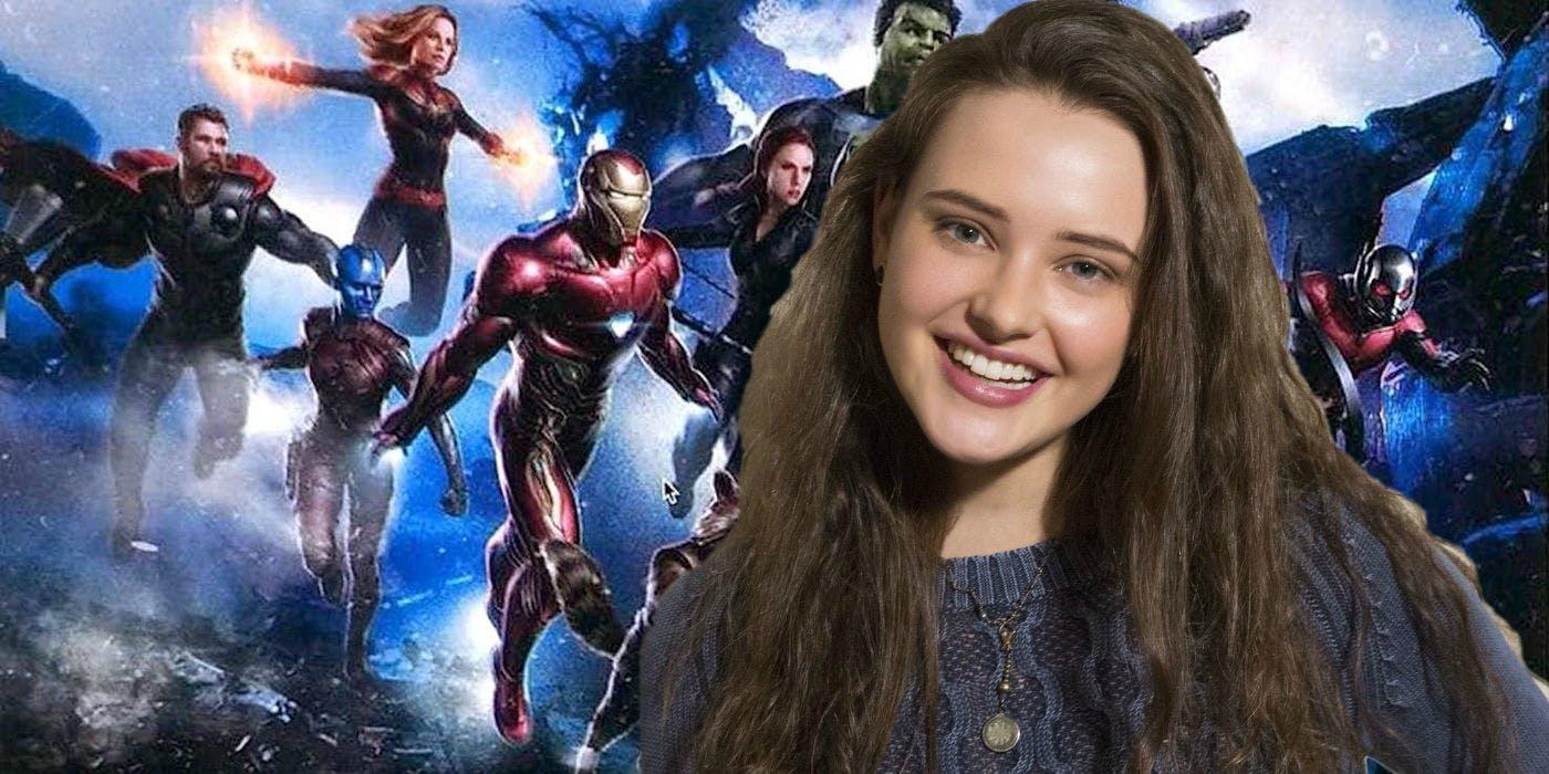 Avengers 4 – Katherine Langford w obsadzie. Tajemnicza rola