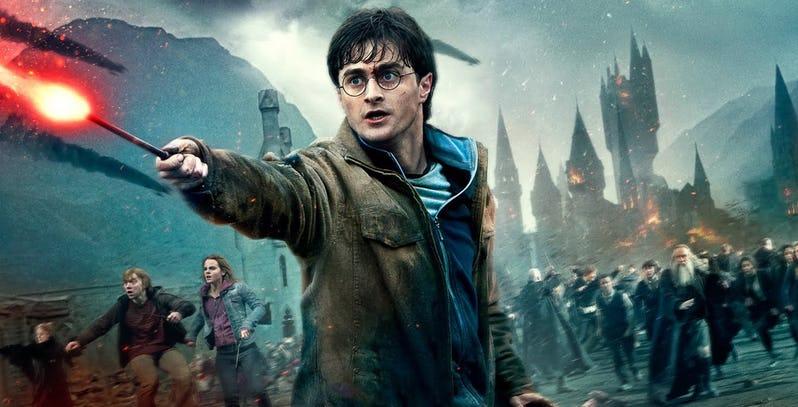 Harry Potter – tak ekipa żegnała się z sagą. Zobacz unikalne zdjęcia