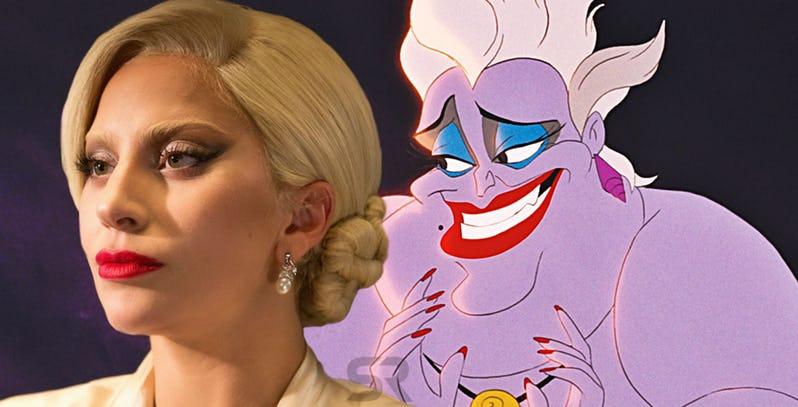 Mała syrenka – kto zagra Urszulę? Lady Gaga na oku wytwórni