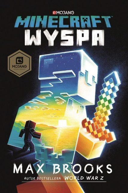 Minecraft. Wyspa - okładka