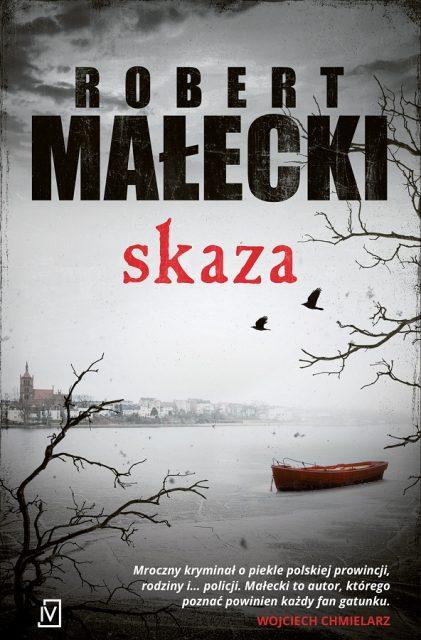 Skaza - okładka