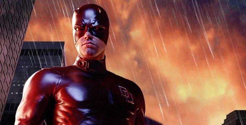 Ben Affleck o filmie Daredevil: Był trochę głupiutki