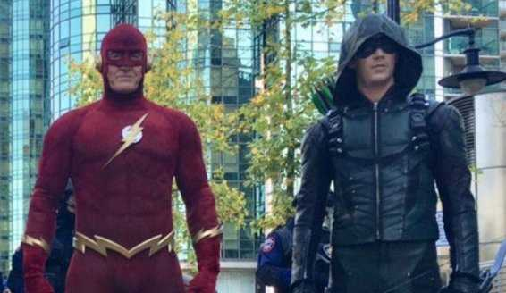 Elseworlds - crossover Arrowverse