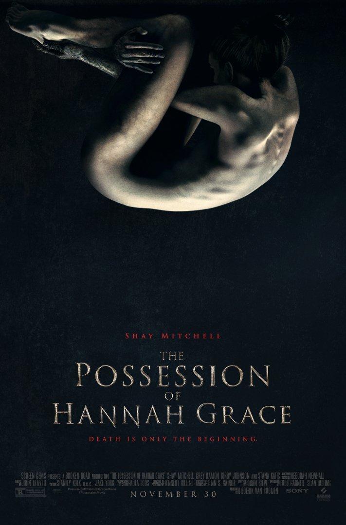 The Possession of Hannah Grace - plakat