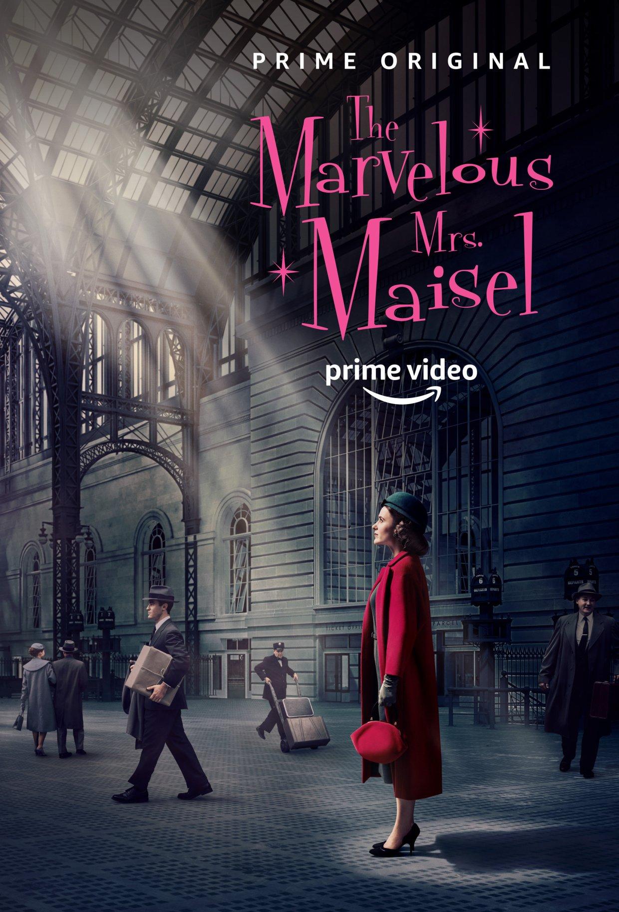 The Marvelous Mrs. Maisel - plakat 2. sezonu