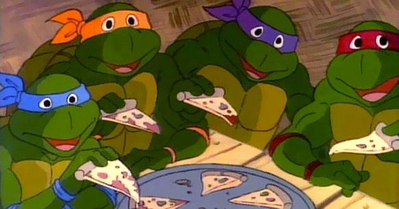 Pizza Nnija Turtles