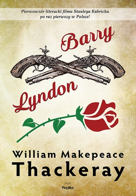 Barry Lyndon - okładka