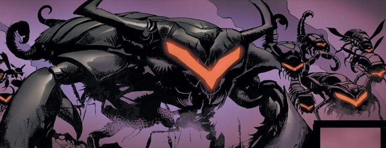 Horda - komiksy Marvela