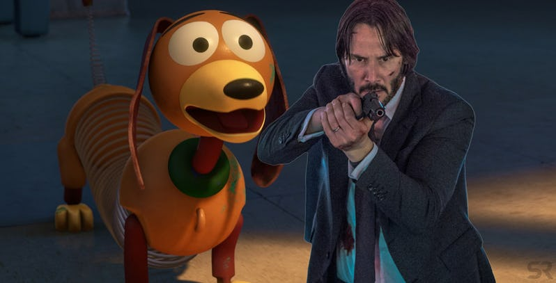 Toy Story 4 – w kogo wcieli się Keanu Reeves? Nowe informacje