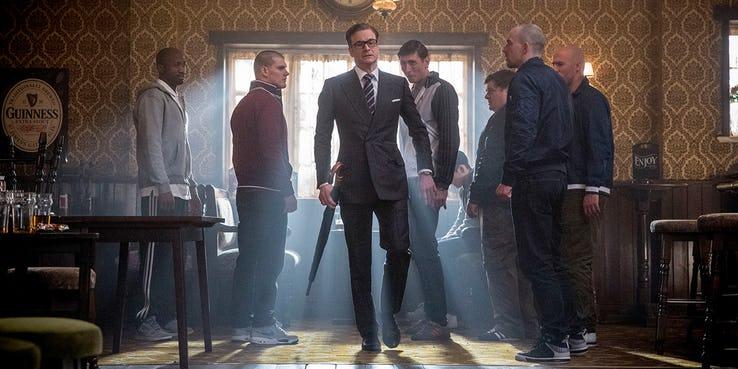 Kingsman - Vaughn może dać innej osobie wyreżyserować film z serii