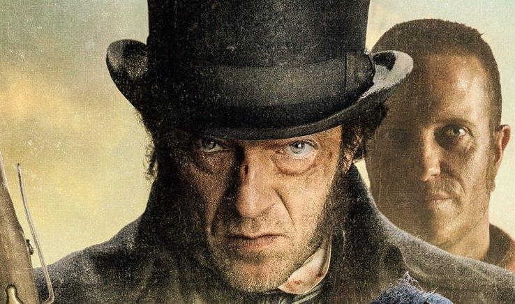 Władca Paryża – oficjalny plakat filmu z Vincentem Casselem