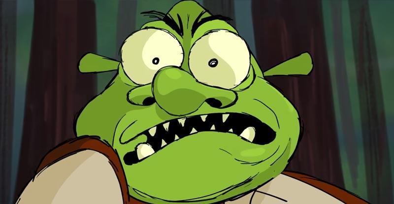 Shrek Retold – zwiastun fanowskiego remake'u animacji
