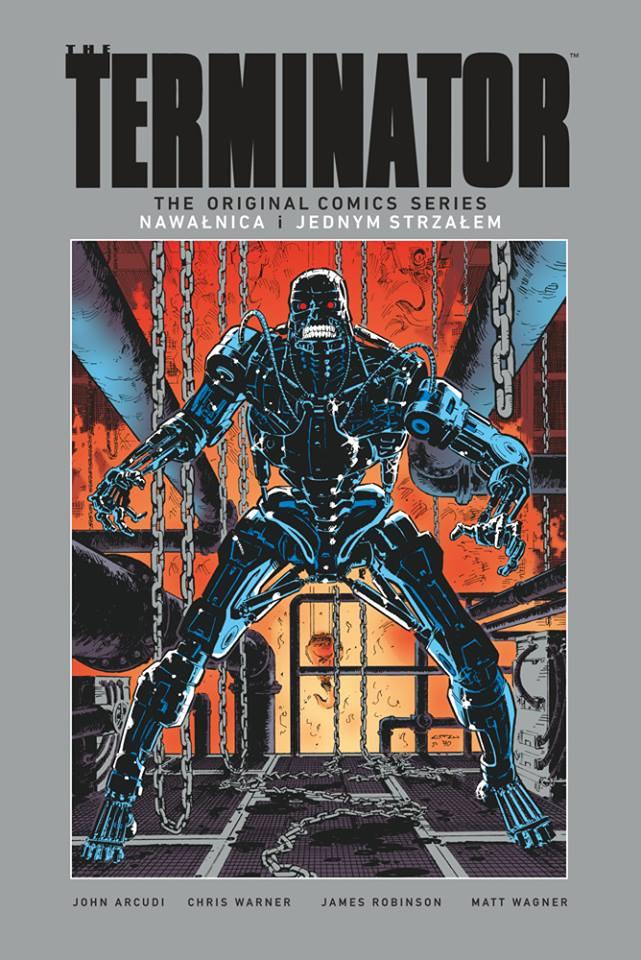 Terminator. Nawałnica. Jednym strzałem - okladka