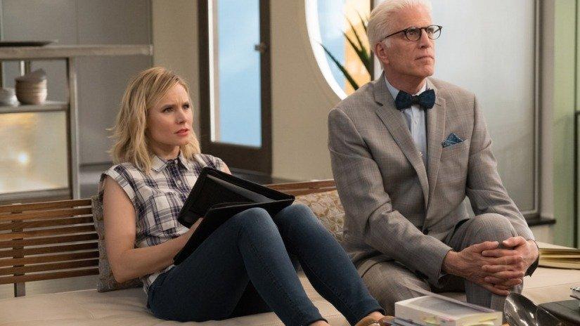 Ted Danson, Tina Fey i Robert Carlock łaczą siły w nowej komedii dla NBC