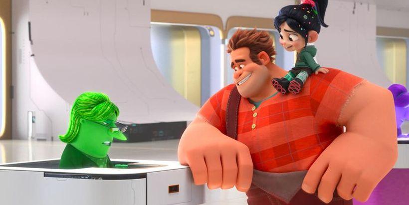 Box Office: Ralph demolka w internecie i Creed 2 – świetny start. Porażka Robin Hooda