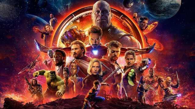 1. Avengers: Wojna bez granic - 143,58 mln dolarów