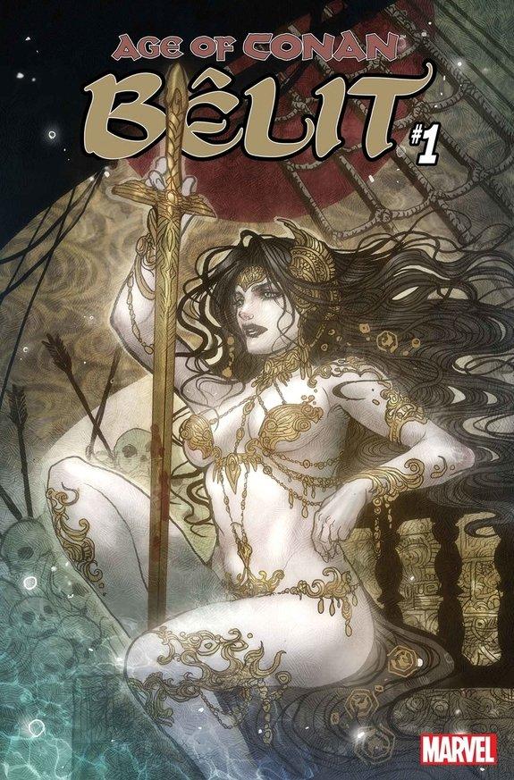 Age of Conan: Belit #1