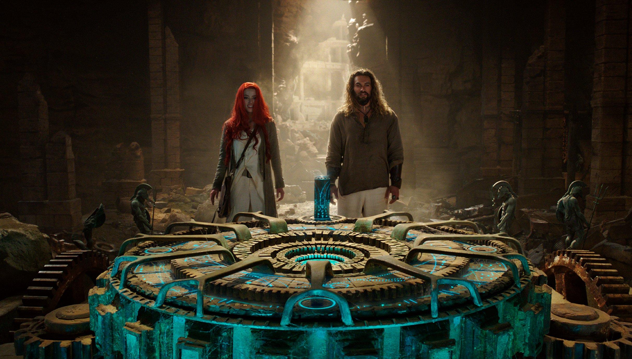 Aquaman – reżyser o wpływie Lovercrafta i mrocznej scenie. Zabawne wideo HBO