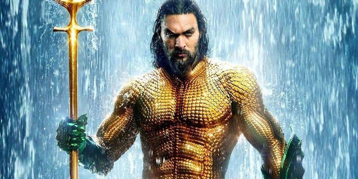 Box Office: Aquaman bije historyczny rekord. Pokonuje film Nolana