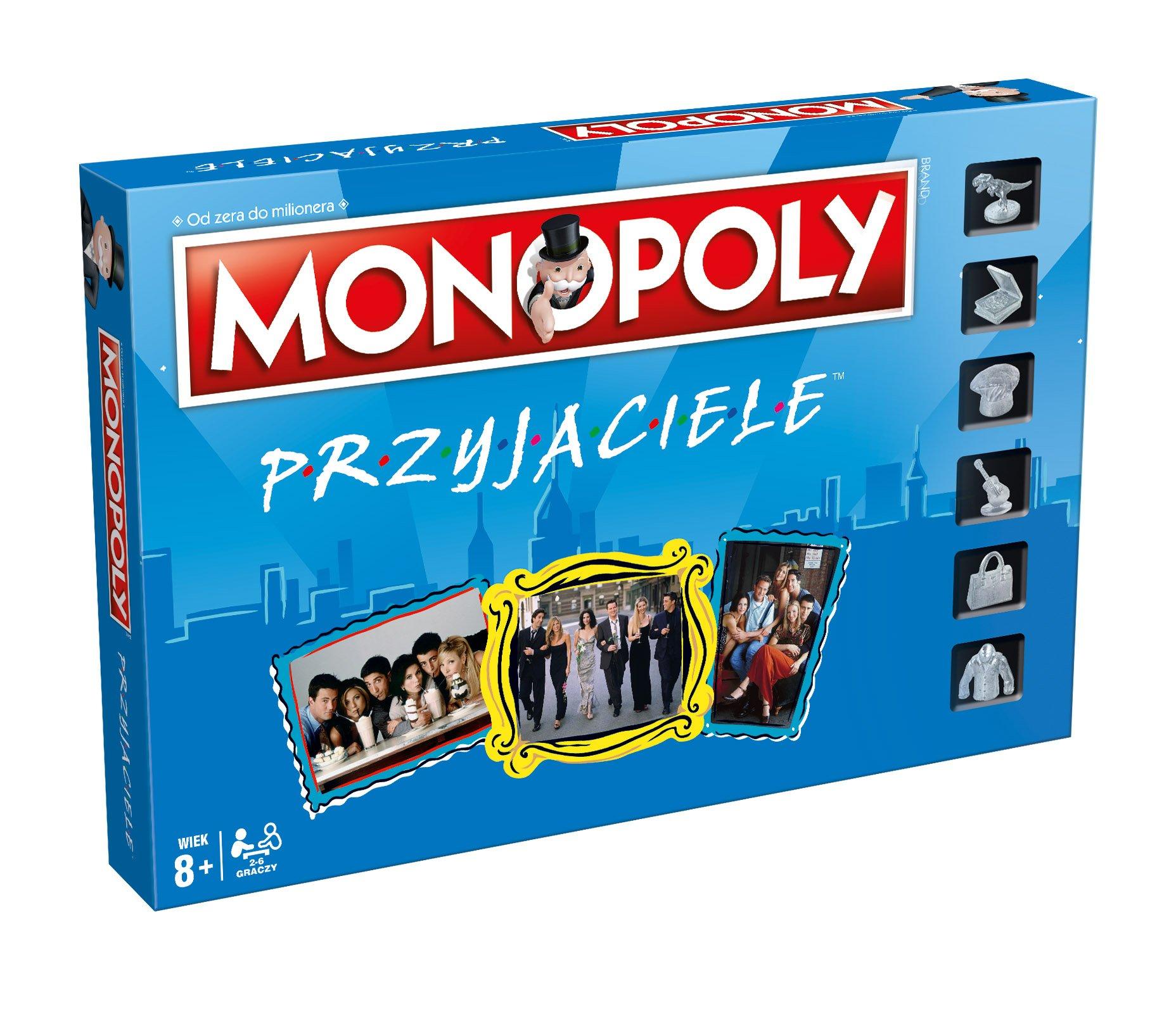 Monopoly - Przyjaciele