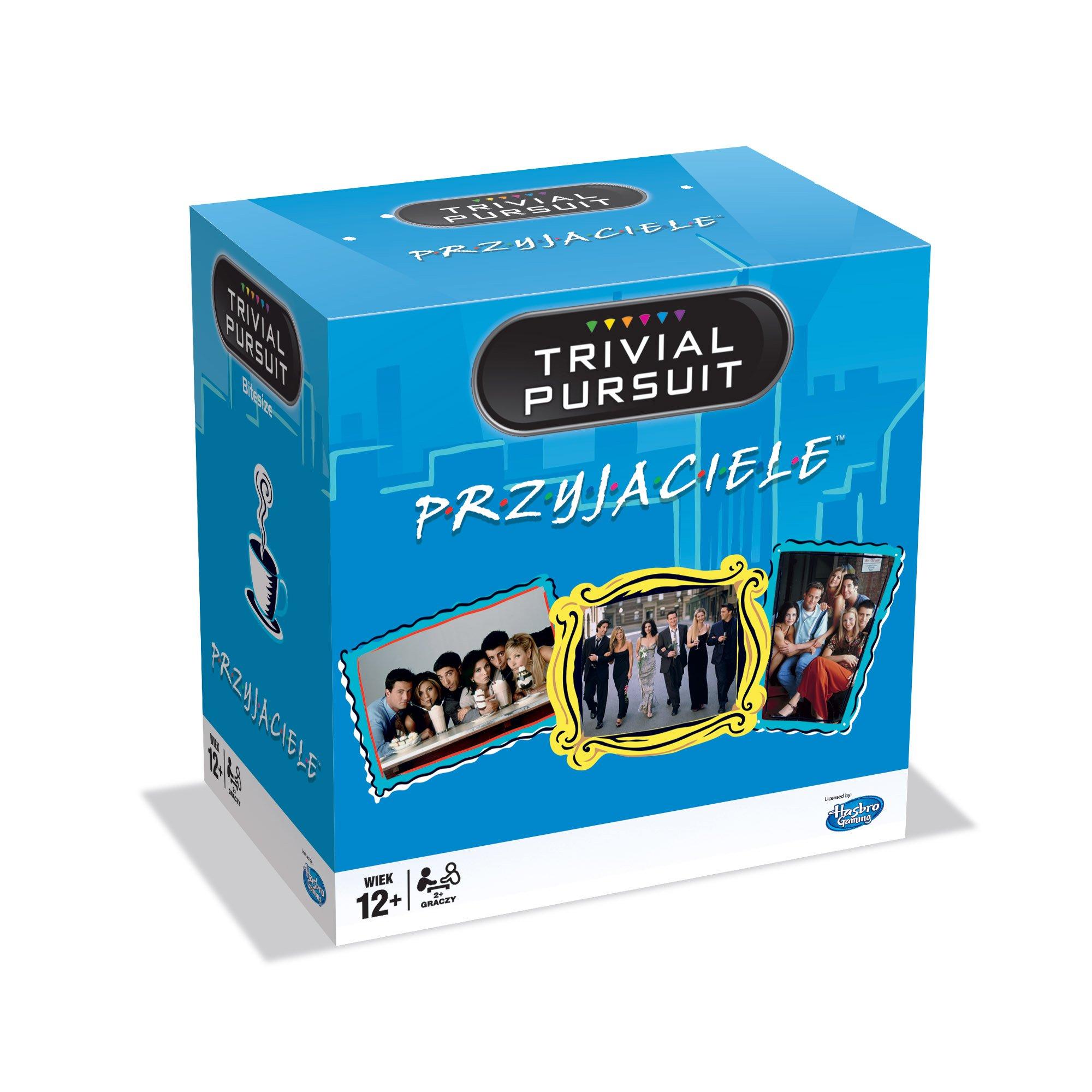 Trivial Pursuit - Przyjaciele