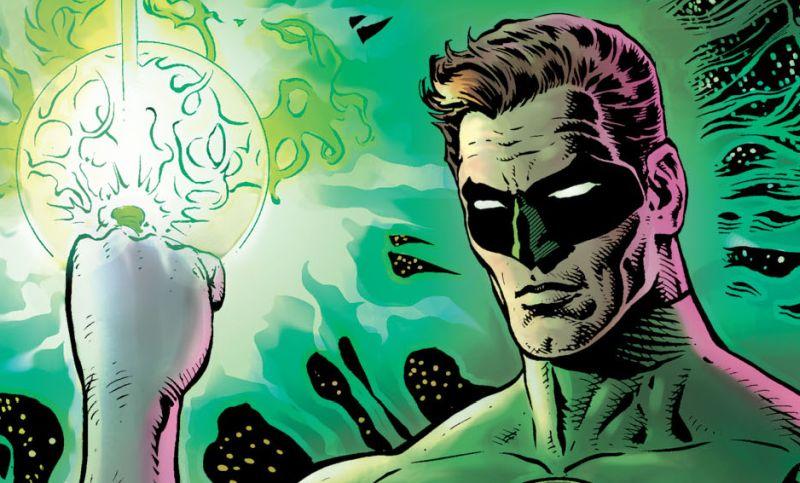 McQuarrie miał pomysł na Green Lantern Corps i Supermana. Warner Bros. odmówiło?