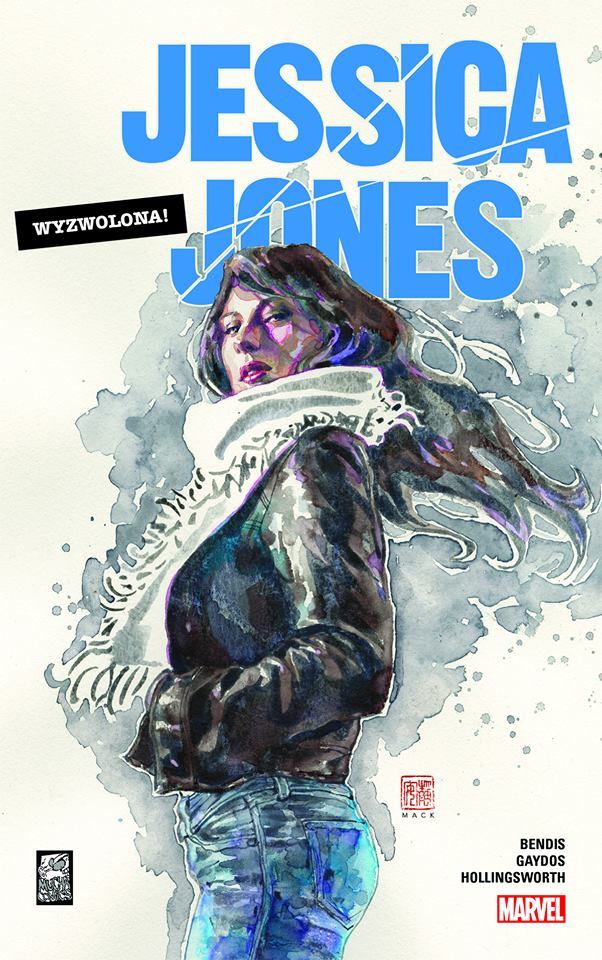 Jessica Jones: Wyzwolona. Tom 1