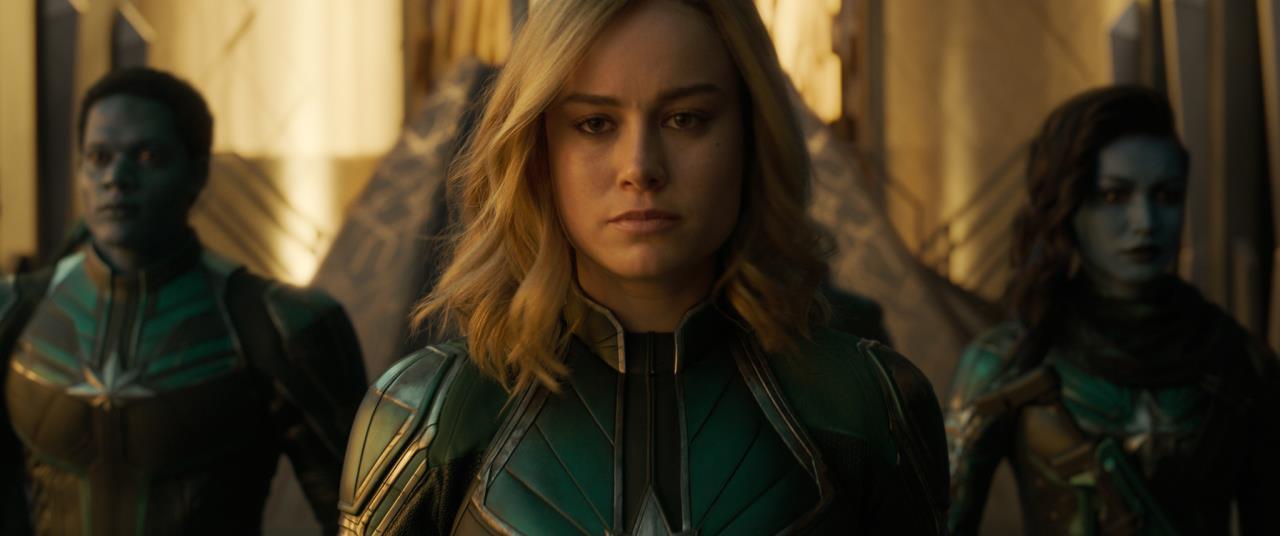 Kapitan Marvel – znakomita sprzedaż biletów na seanse filmu