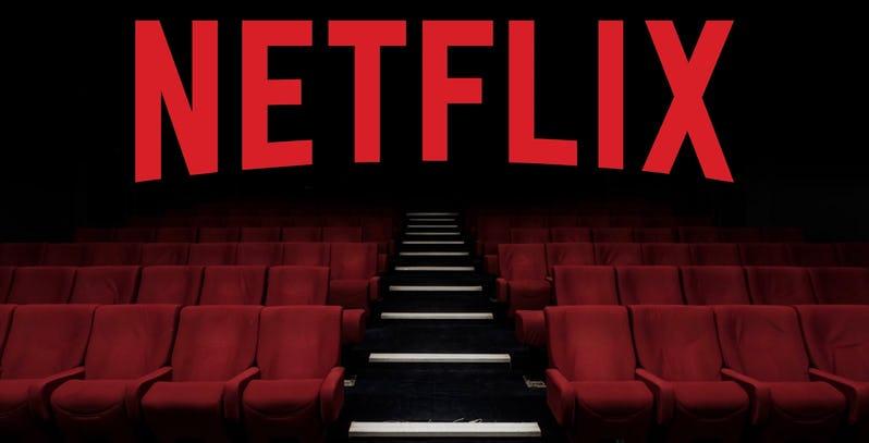 Netflix konkurencją dla kin? Przeprowadzono nowe badania