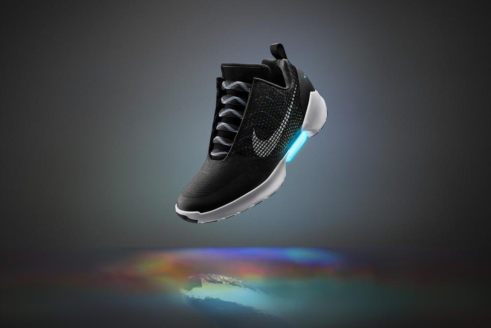 Nike wypuści samowiążące się buty do koszykówki