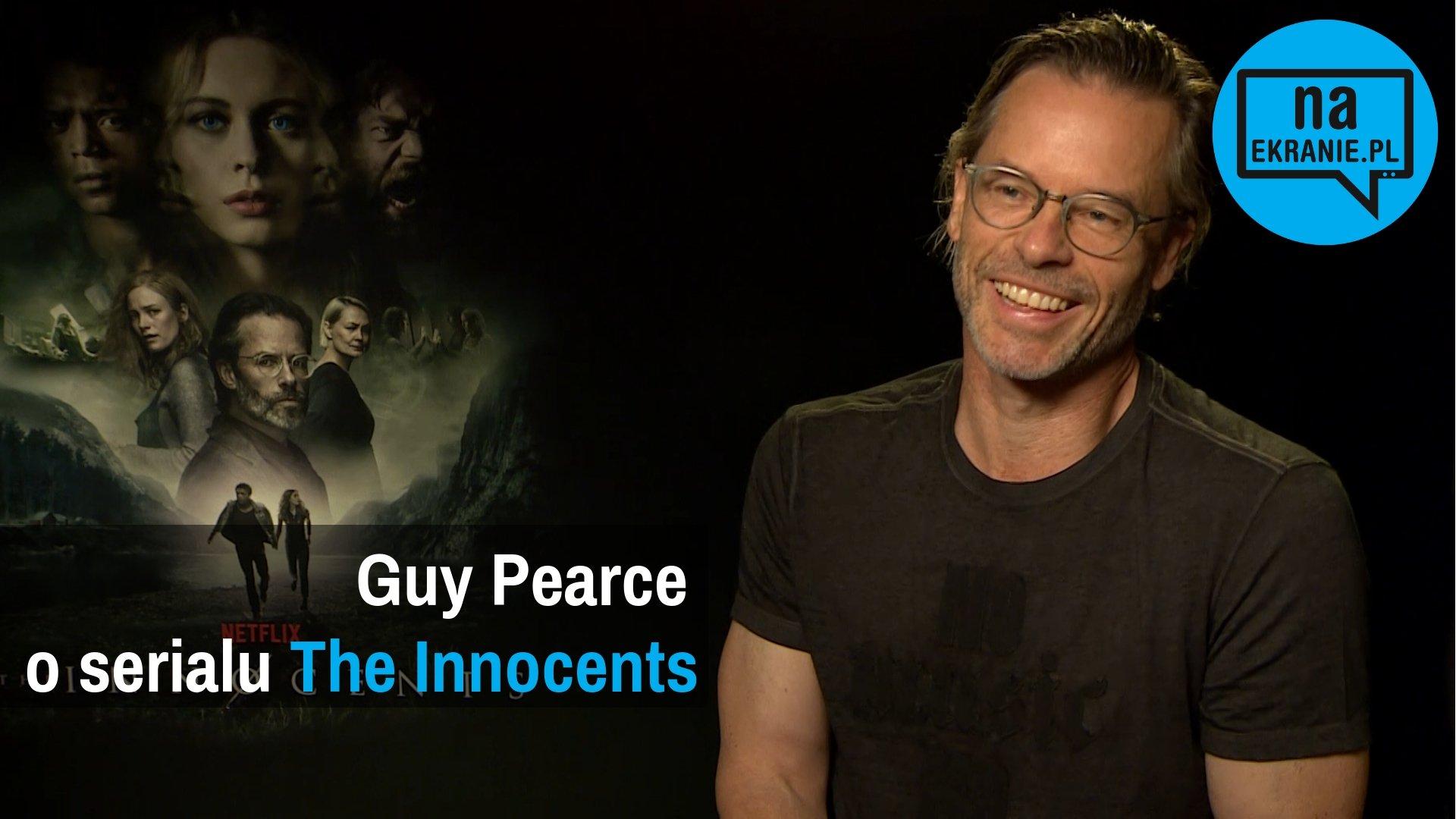 Guy Pearce opowiada o serialu The Innocents [VIDEO WYWIAD]