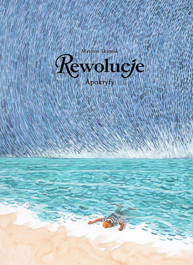 Rewolucje #11. Apokryfy - okładka