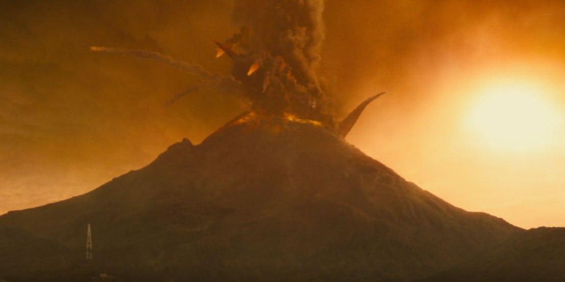 Godzilla 2: Król Potworów - Rodan