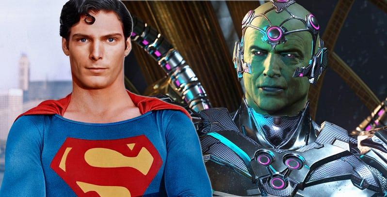 Superman – Richard Donner zdradza, że chciał Brainiaca w jednej z odsłon