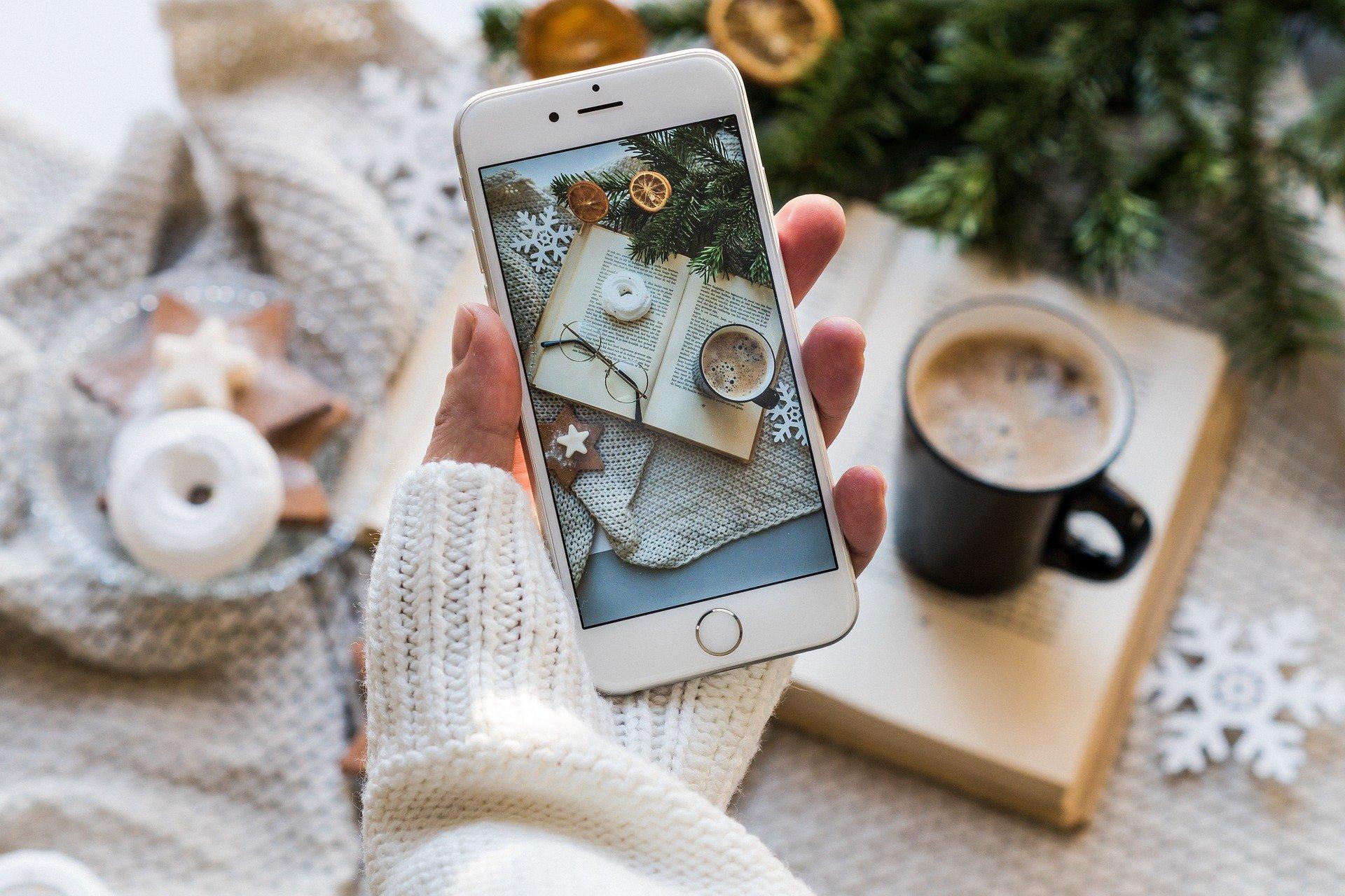 Święta w cieniu technologii