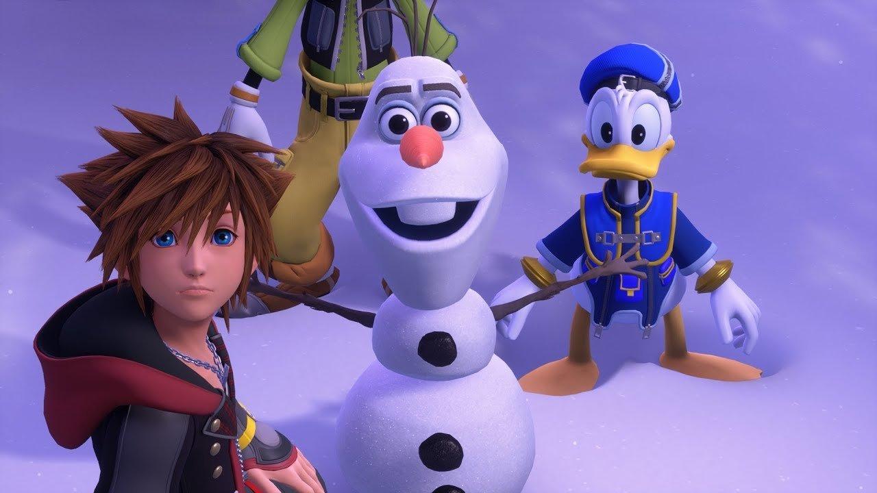 Kingdom Hearts III – tak prezentuje się opening gry