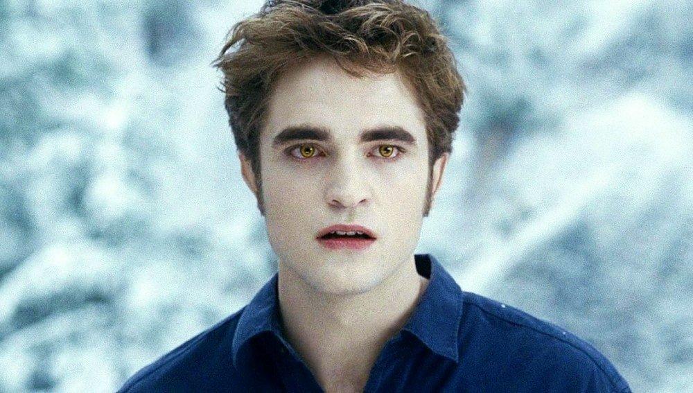 Edward Cullen - grał go Robert Pattinson