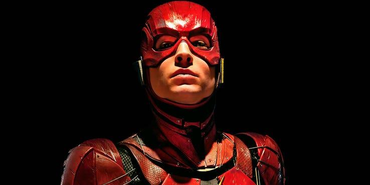 The Flash - reżyser horroru To może objąć stery w filmie DC