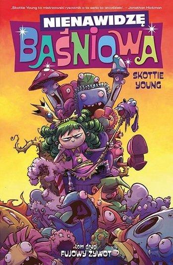 Nienawidzę Baśniowa #02: Fujowy żywot