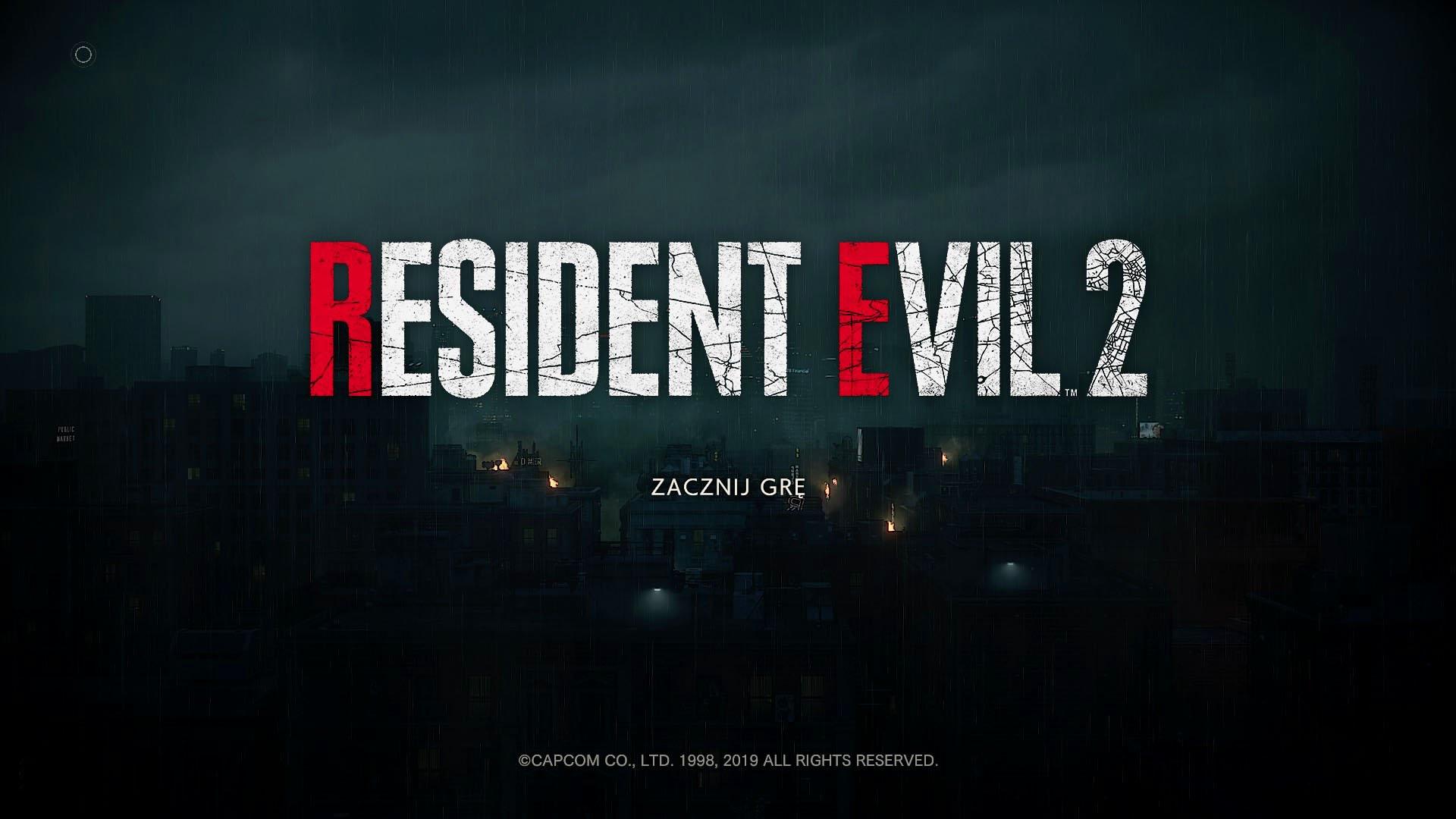 Resident Evil 2 – wrażenia z wersji demo