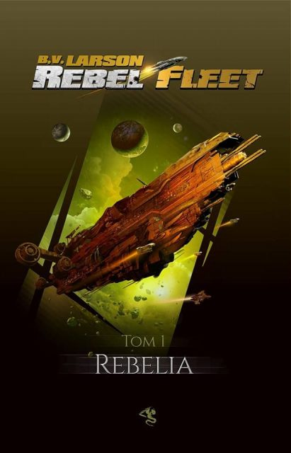 Rebel Fleet. Rebelia - okładka