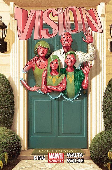 Vision - okładka