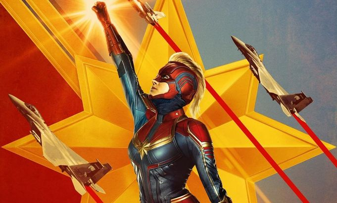 Kapitan Marvel –  film nie będzie genezą Nicka Fury'ego? Nowe informacje i spoty